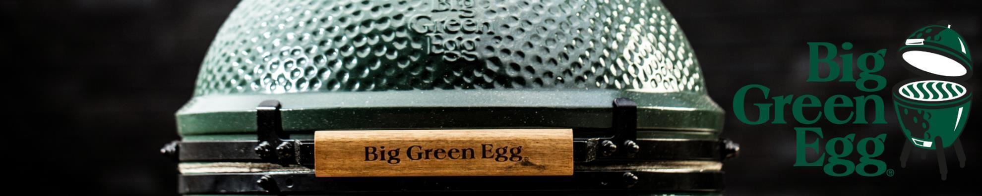 Big Green Egg - Starter-Set Large  inkl. Nest, convEGGtor, Holzkohle 4,5Kg, Grillanzünder, Ascheschieber