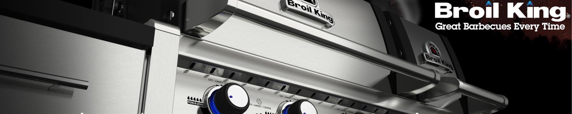 Broil King - GUSSPLATTE MONARCH™ SERIE, ROYAL™ SERIE