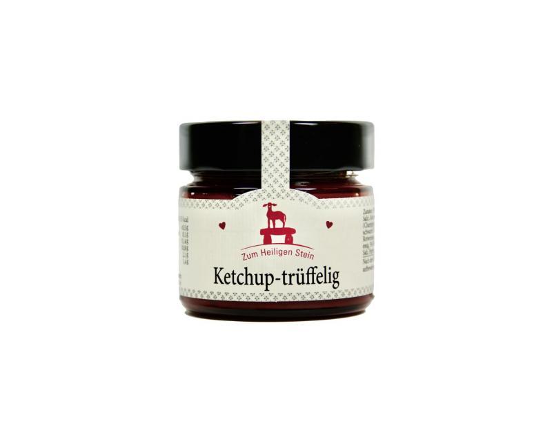 Zum Heiligen Stein - Ketchup trüffelig 200g