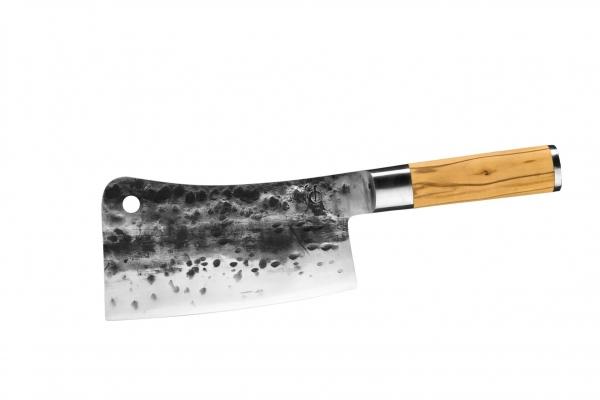 Forged - Olive asiatisches Hackmesser