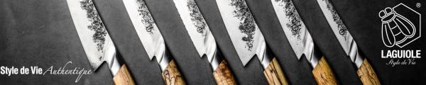 Nesmuk - Janus Steakmesserset Mooreiche