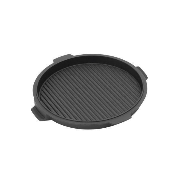 Big Green Egg - gusseiserne Platte für Minimax, Small & Medium